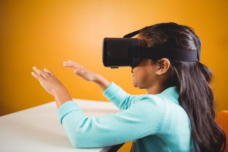 DESTEK V2 3D VR Virtual Reality Headset