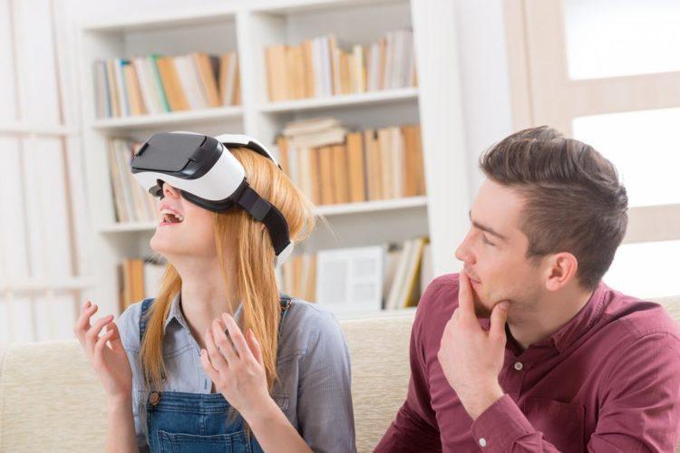 Pasonomi Virtual Reality Headset