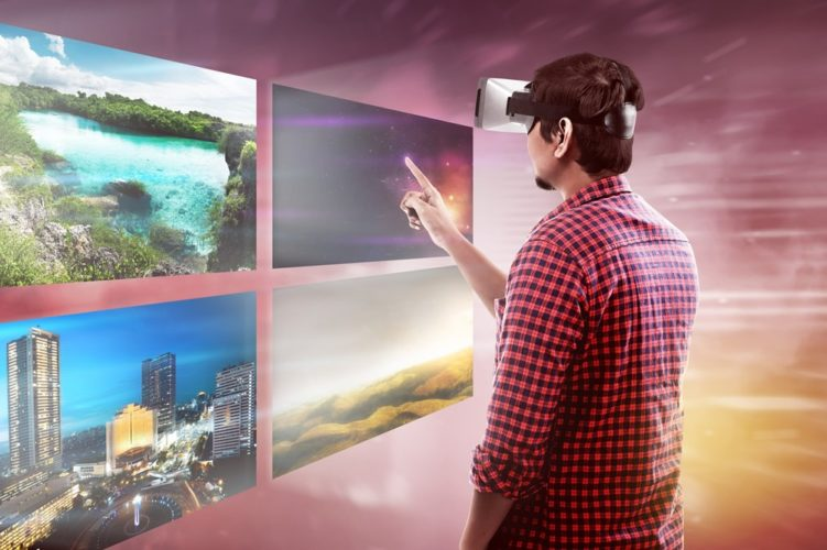 Virtual Reality Movies into the New Age