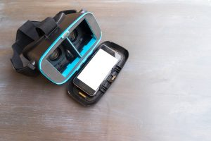 VR Headset for iPhone 5